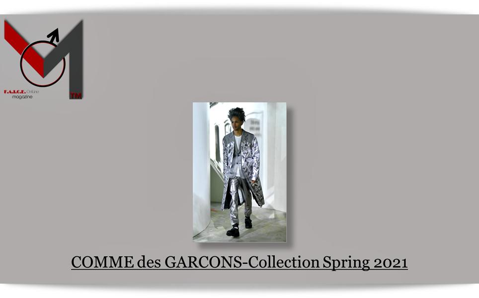 Comme des Garcons- Spring 2021