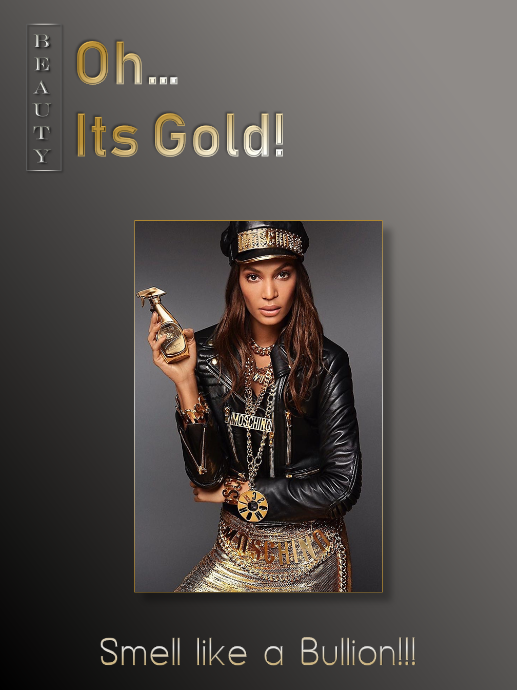 Its Gold!