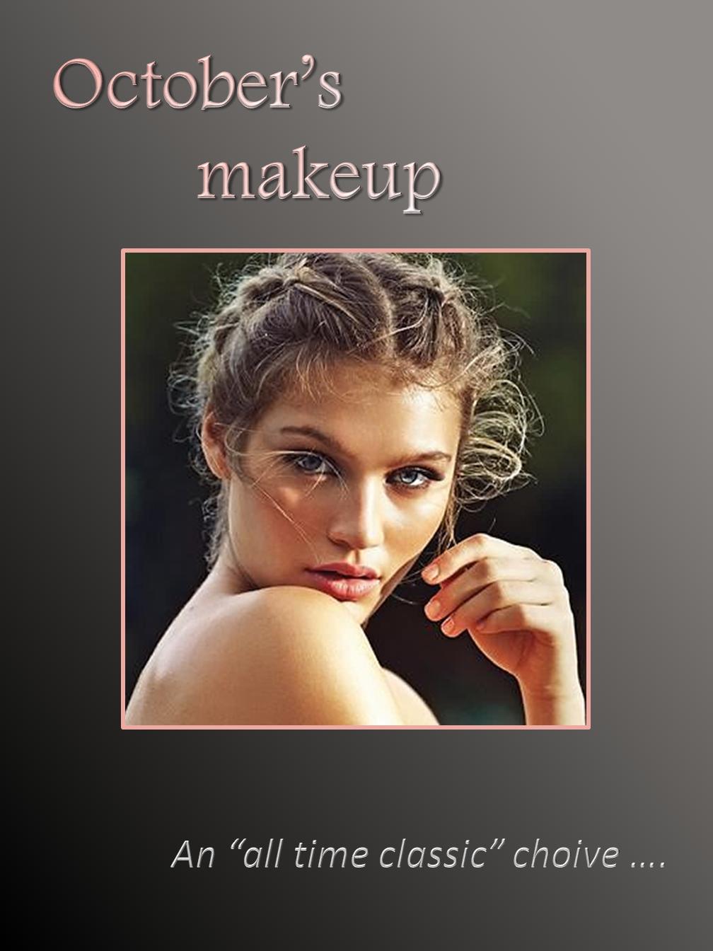 October's Makeup