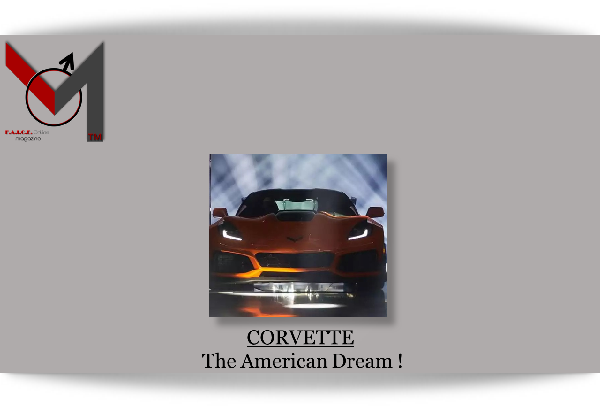 Corvette C7ZR1