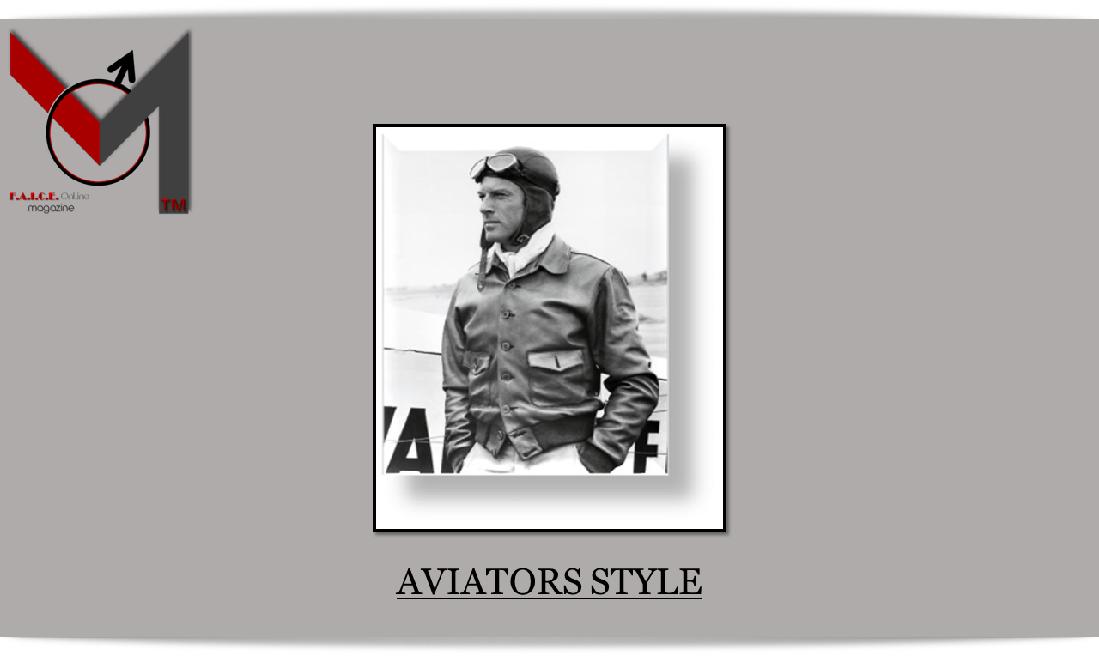 AVIATORS STYLE
