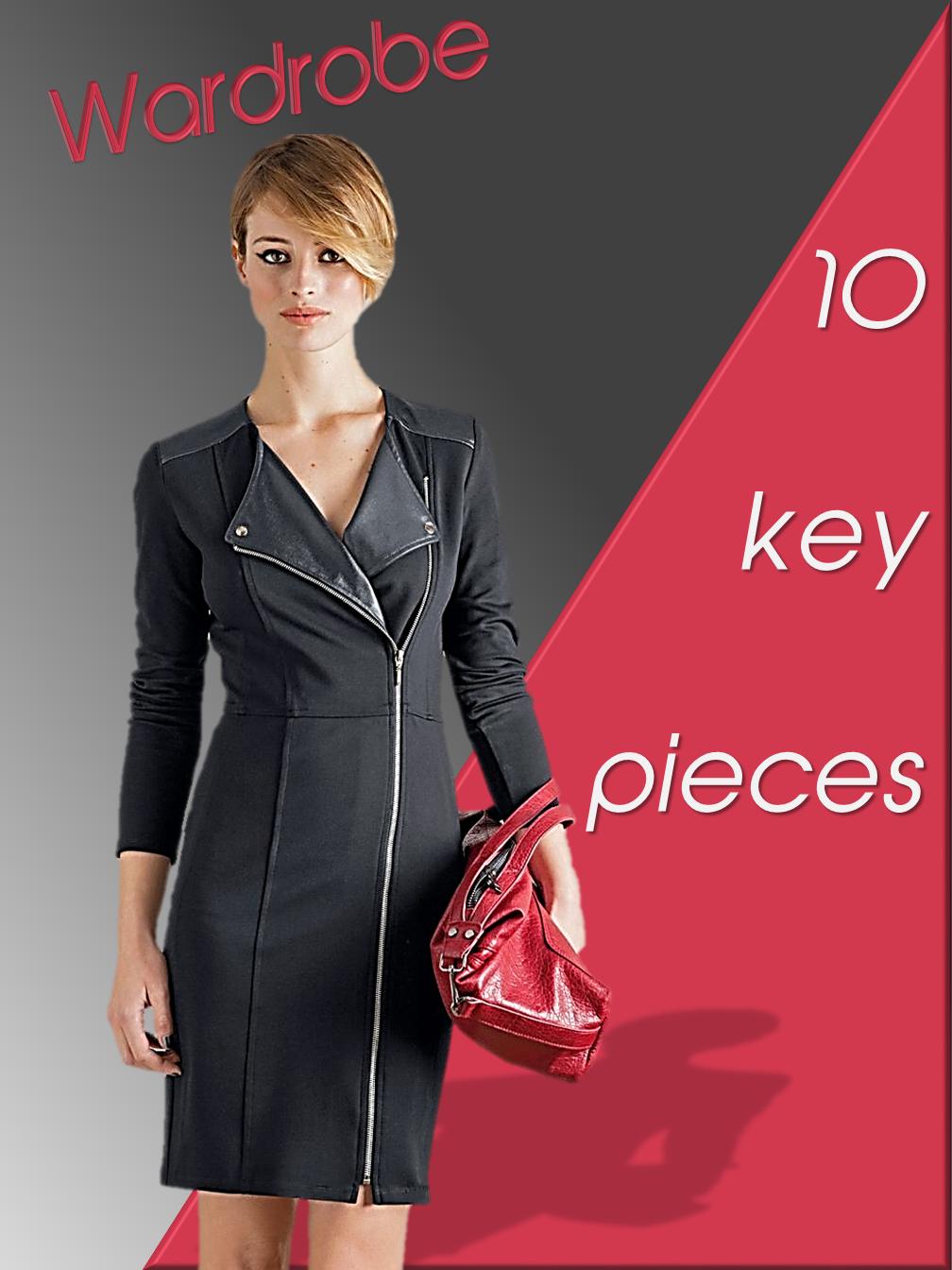 10 Key Pieces