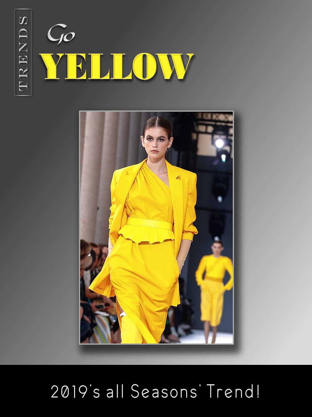 Go Yellow!