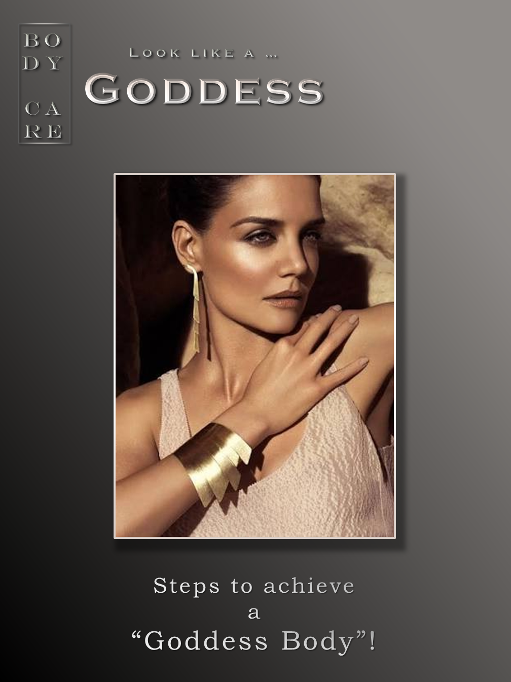 Like a ... Goddess!