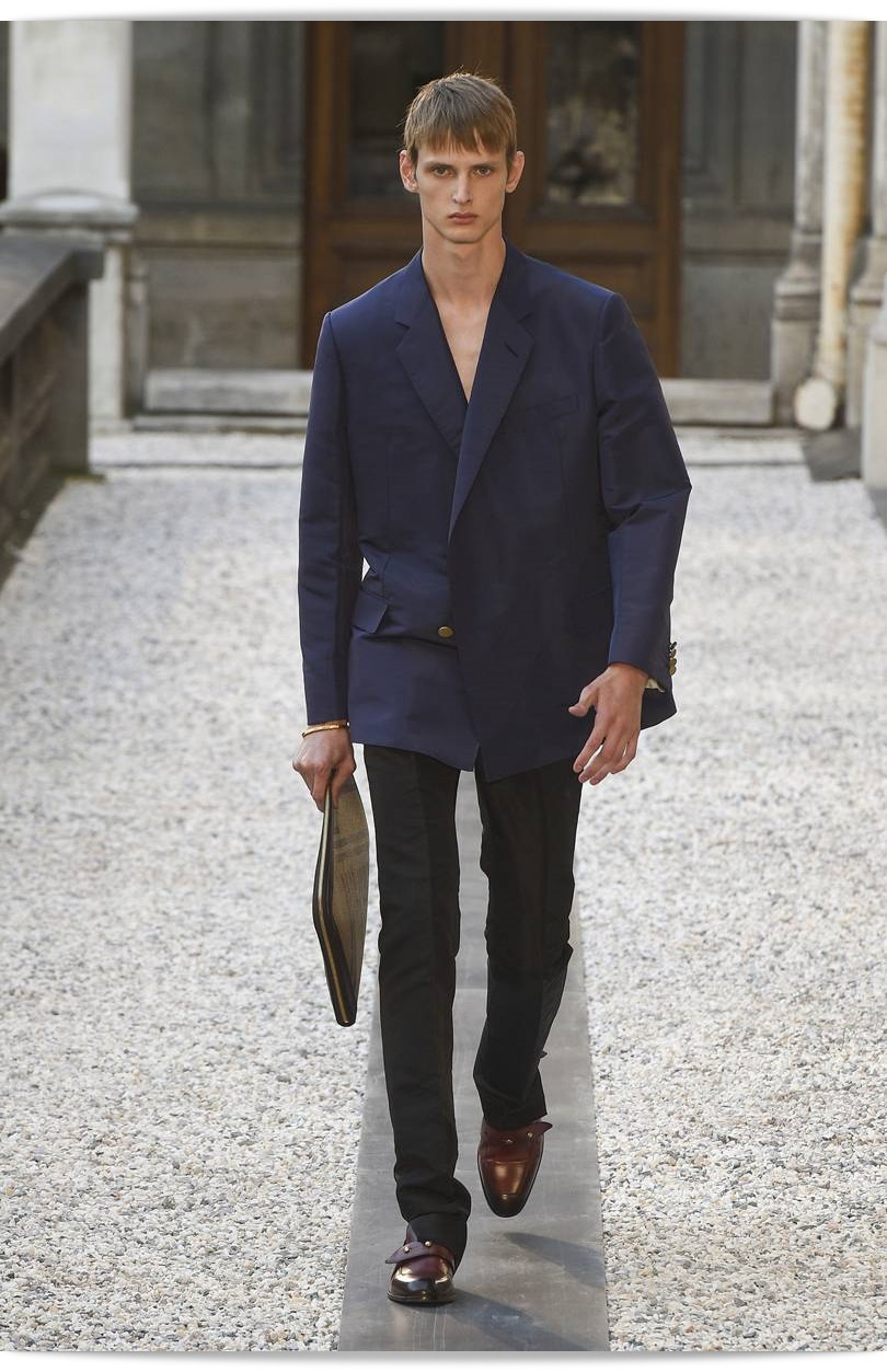 DUNHILL-Collection Spring Summer RTW-001