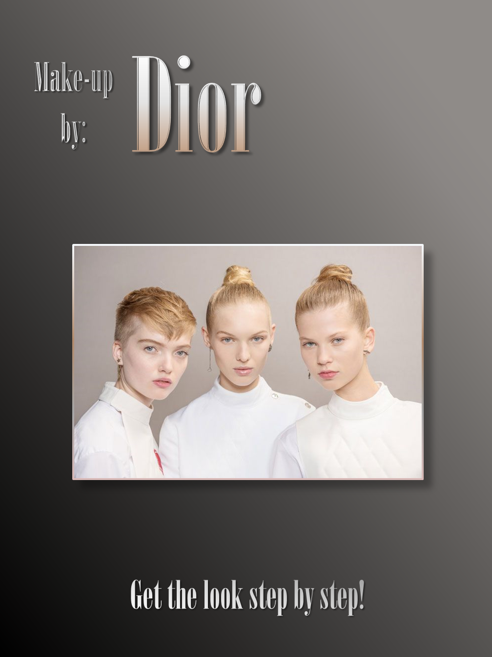 Make-up by Dior