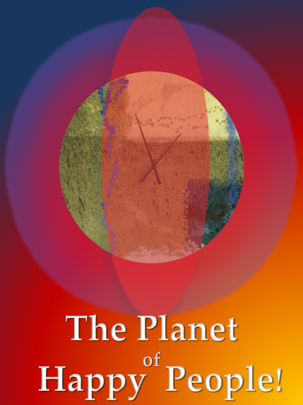 The Planet of Happy People!