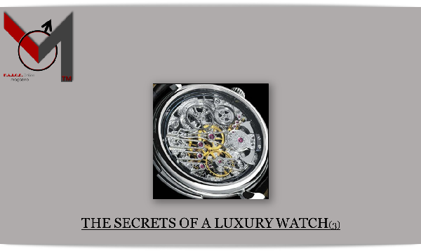 Luxury Watches (part 3)