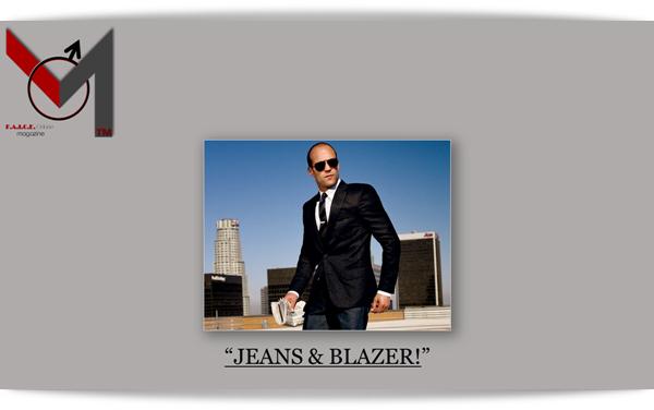 Jeans & Blazer