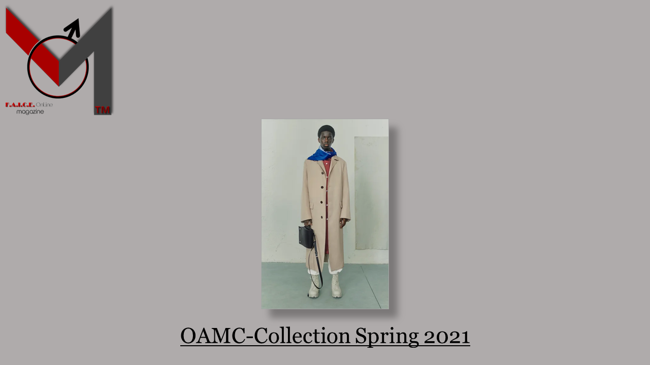 OAMC-Collection Spring 2021