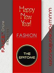 F.A.I.C.E. OnLine Magazine - Fashion Epitome