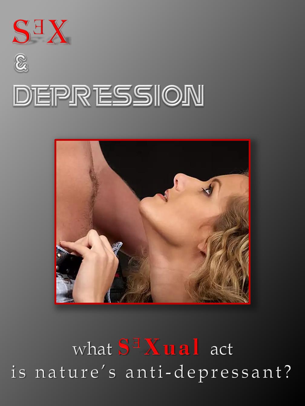SᴲX & Depression