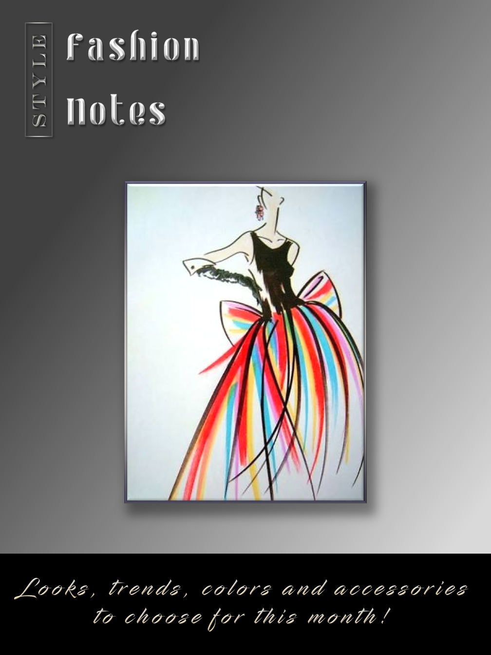 Fashion Notes!