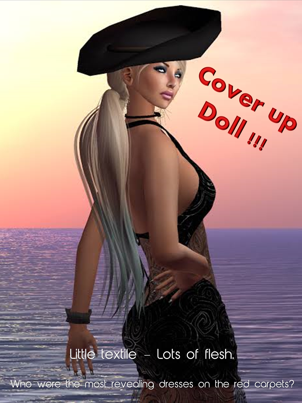 """Cover up...""""Doll"""""""
