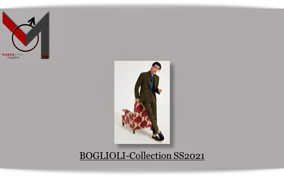 BOGLIOLI Collection SS 2021