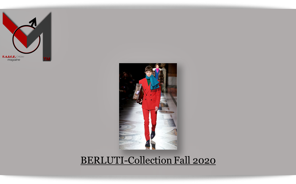 BERLUTI-Collection Fall 2020