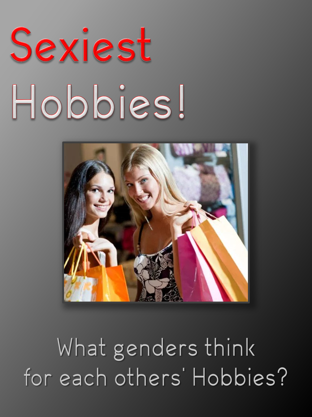 Sexiest Hobbies