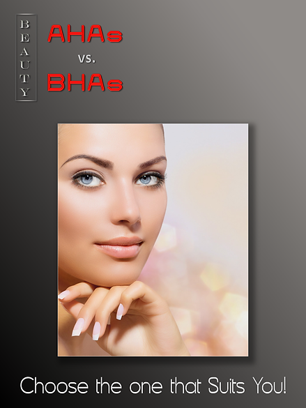 AHA's vs. BHA's