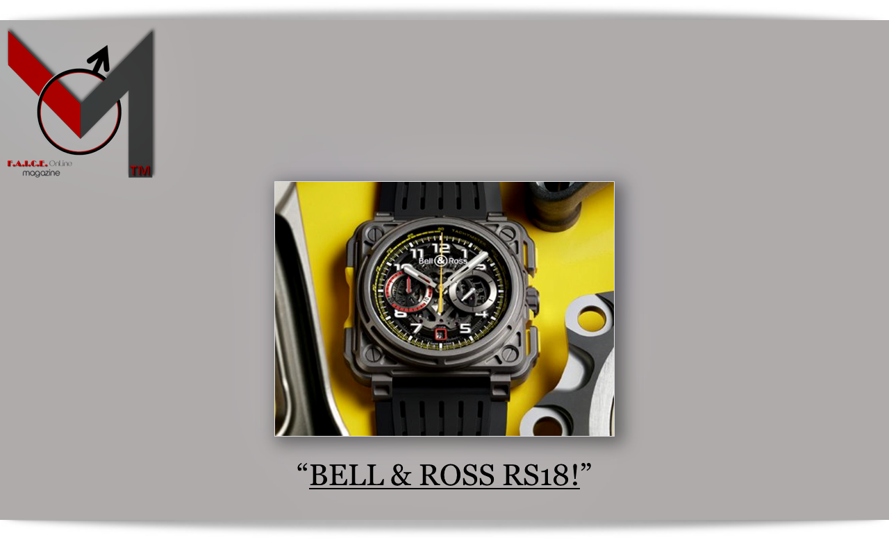 BELL&ROSS RS18
