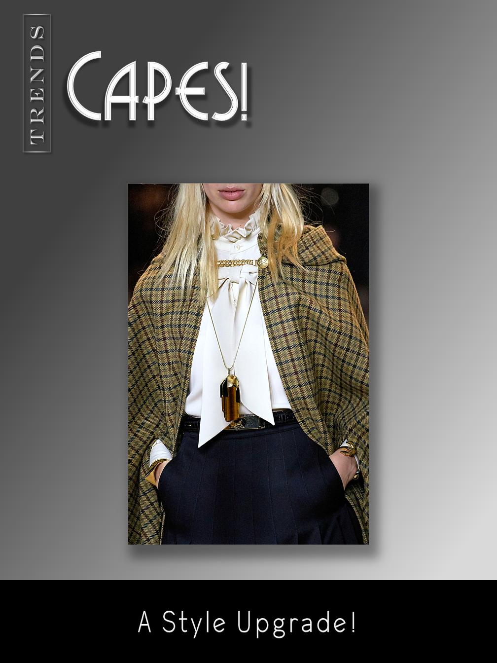 Capes!