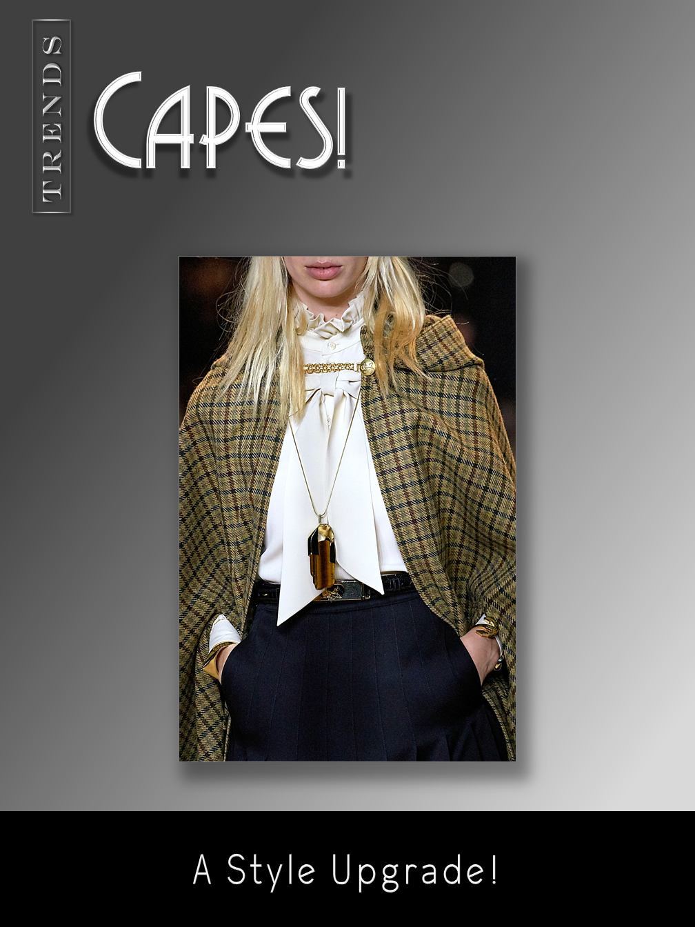 Lets Talk about Capes
