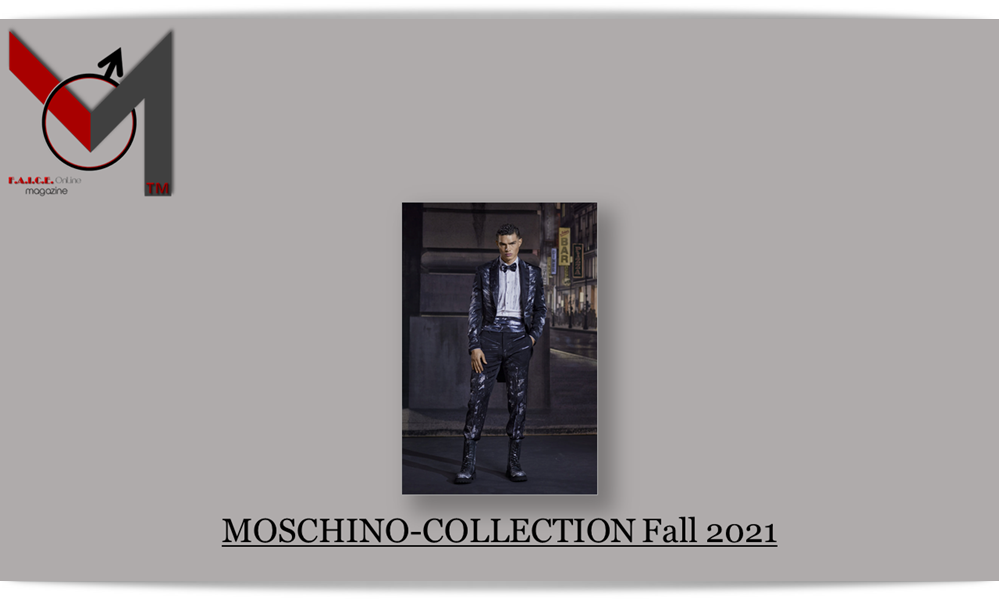 Moschino-Collection Fall 2021