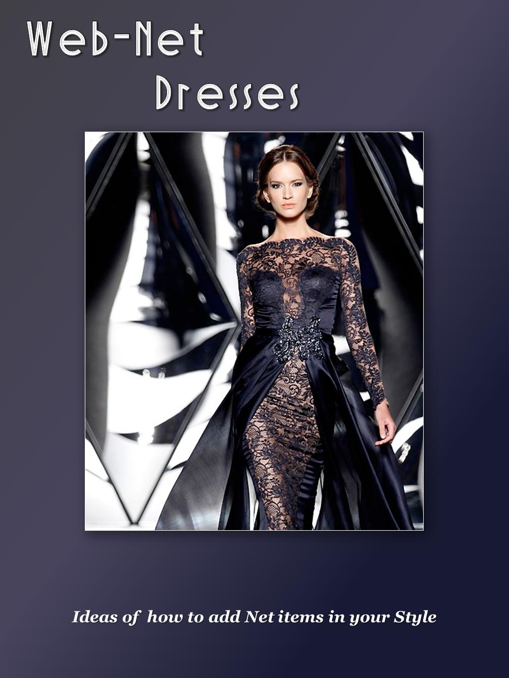 Web-Net Dresses