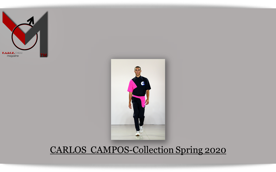 Carlos Campos-Collection Spring 2020
