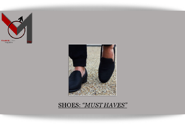 Shoes: Must Haves