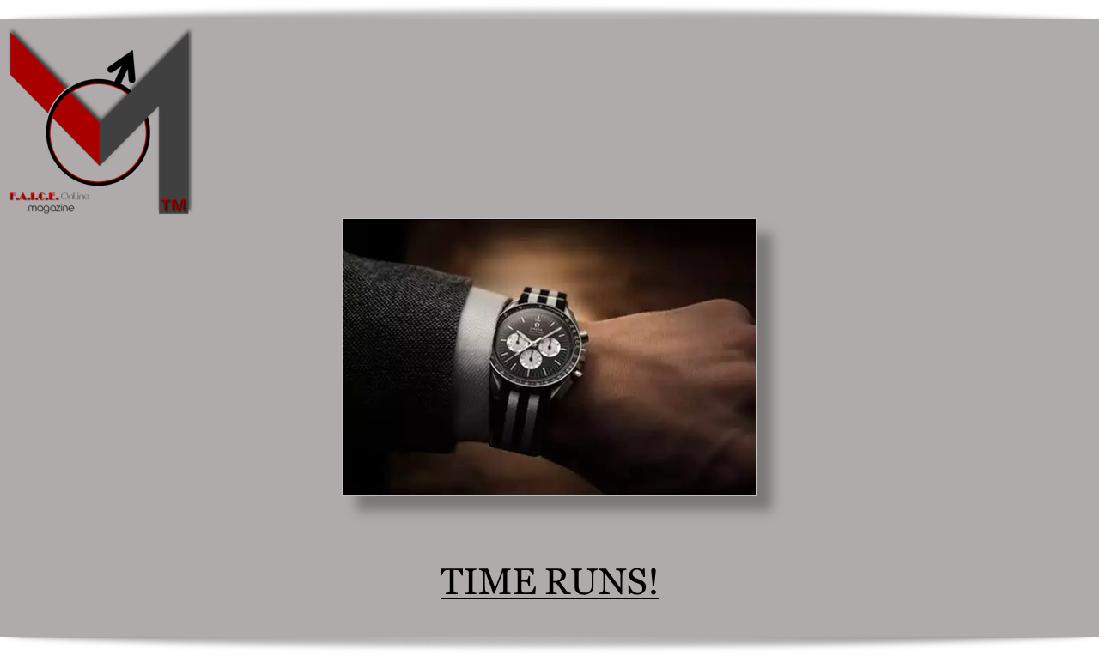 Time Runs!