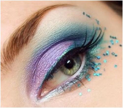 Glitter Eyes: