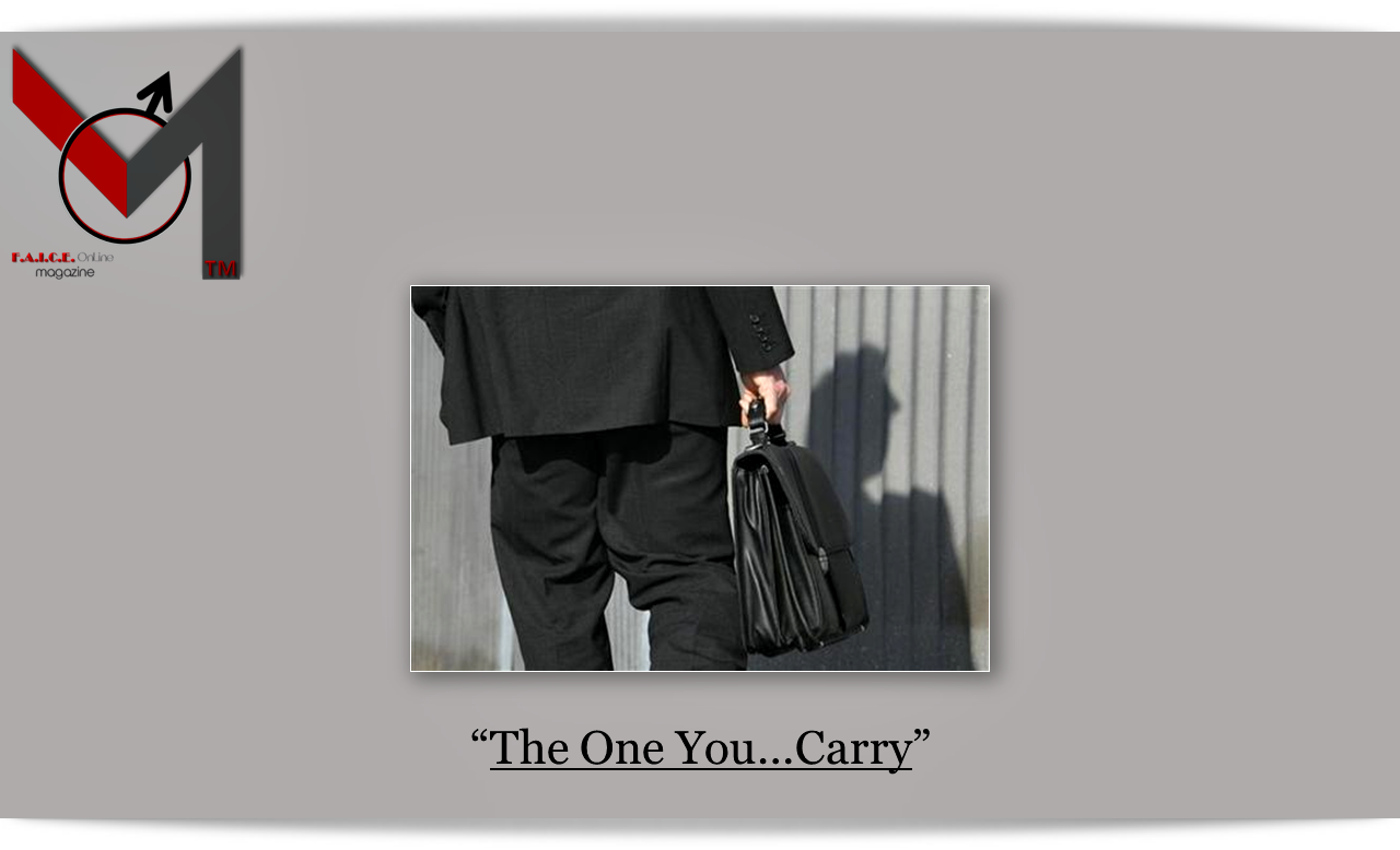 The One you Carry