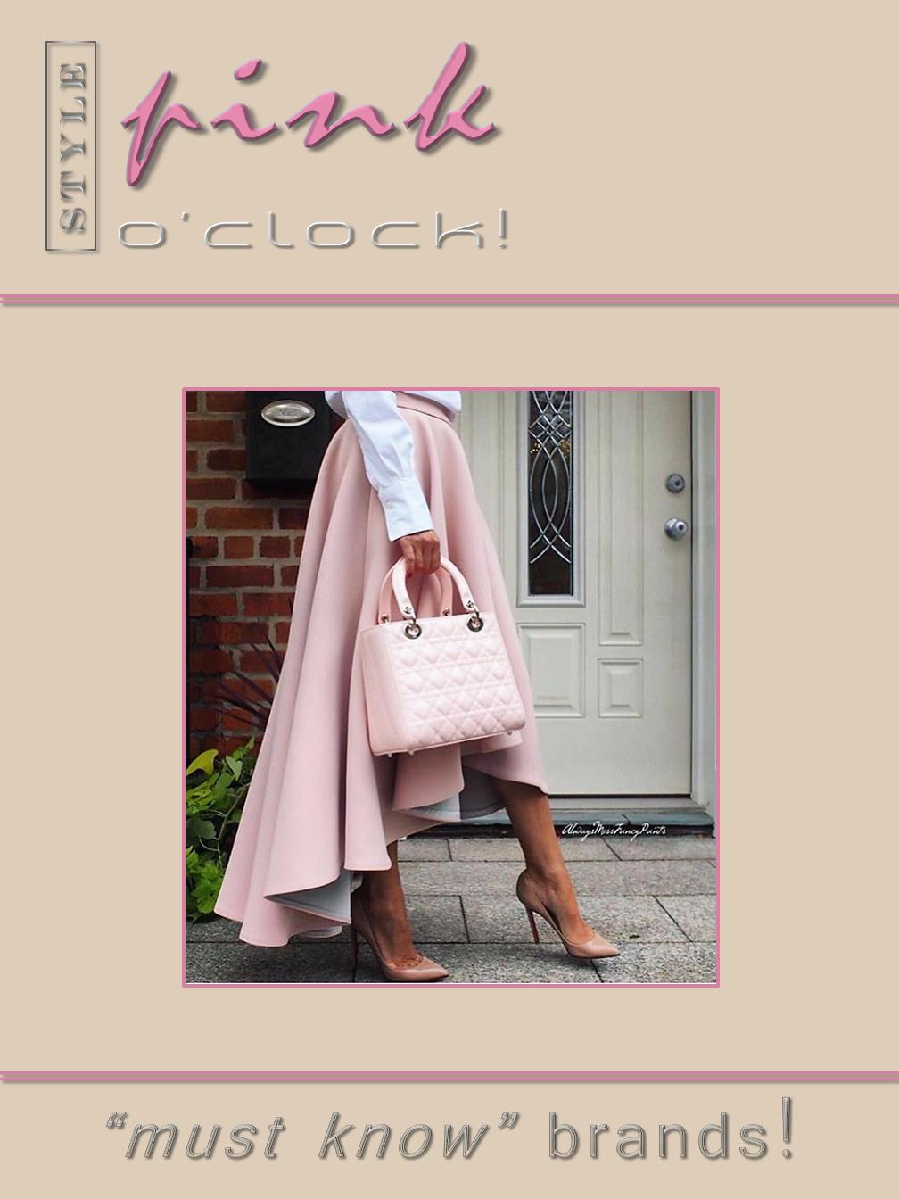 Pink o'Clock