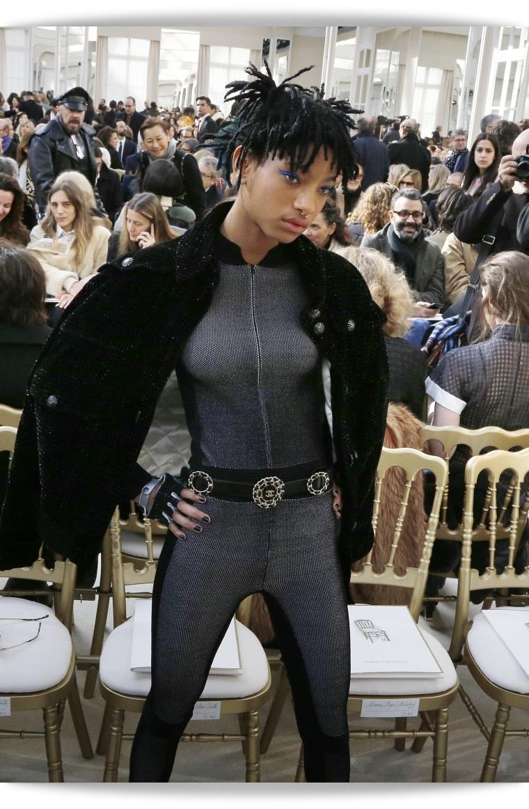 Paris FW Willow Smith