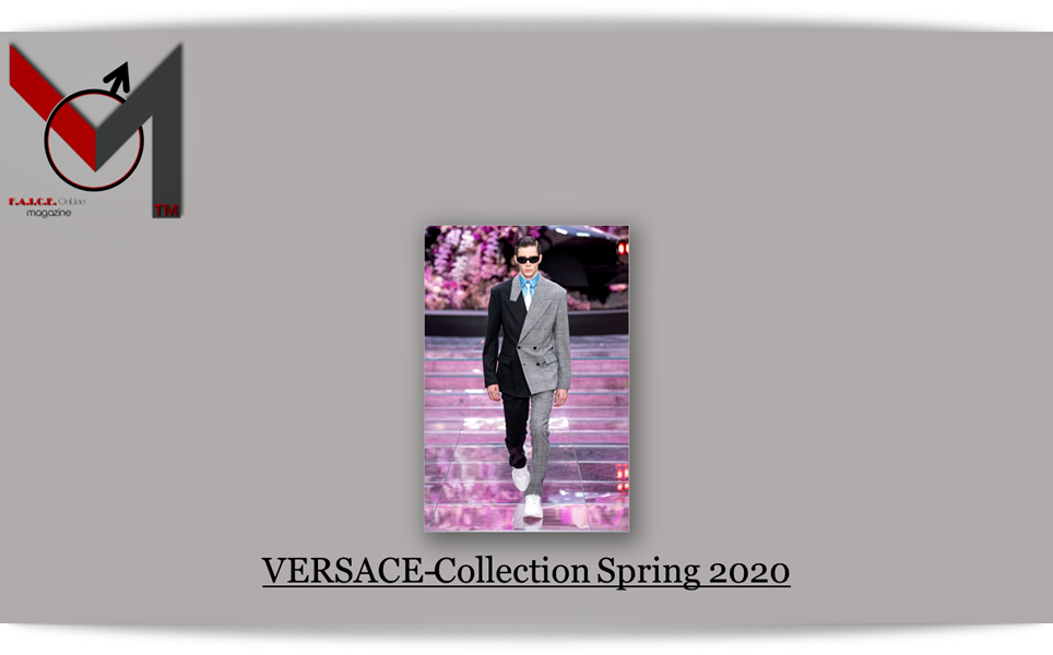Versace--Collection Spring 2020