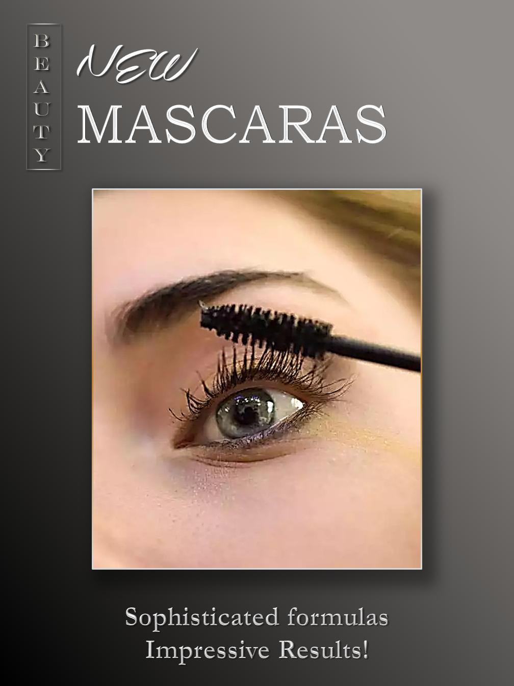 New Mascaras