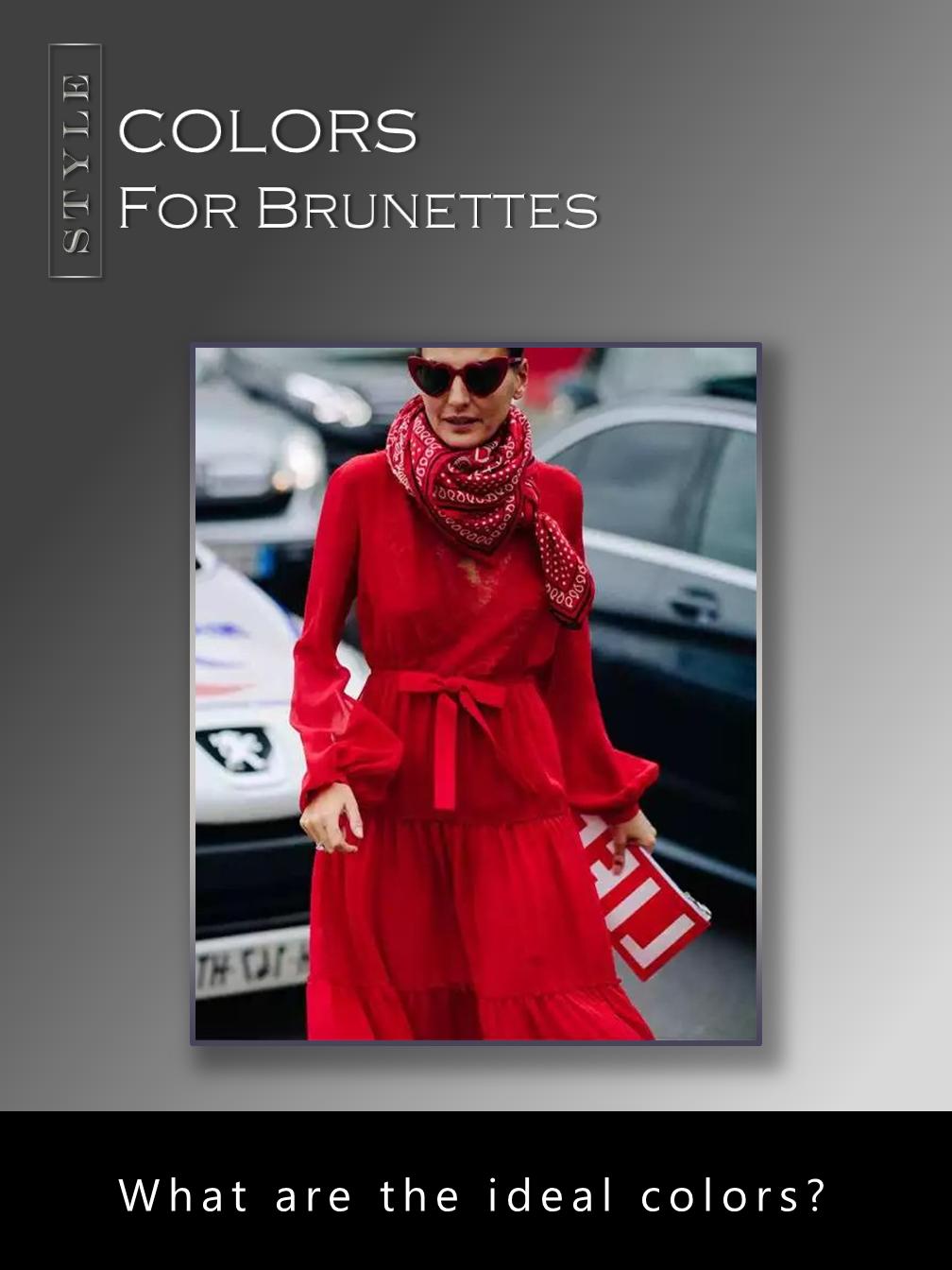 For Brunettes