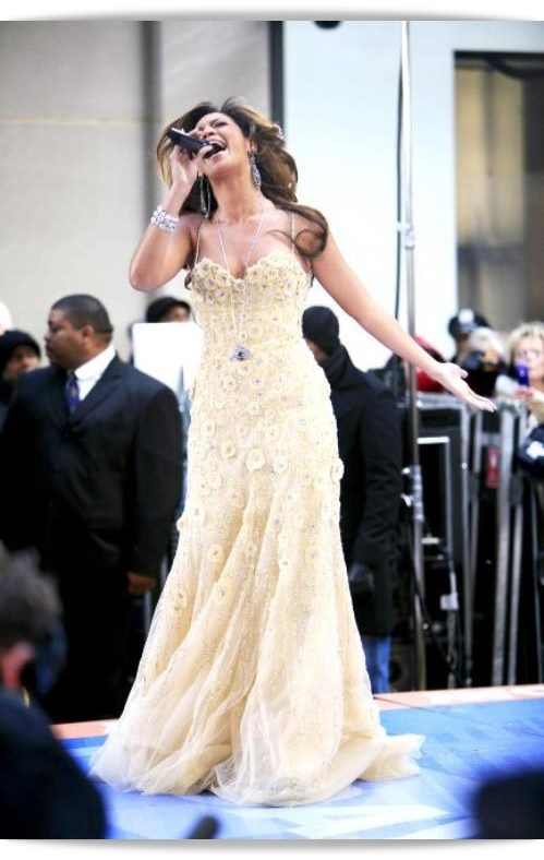 2006,  Elie Saab live in  NBC's 'Today Show NY