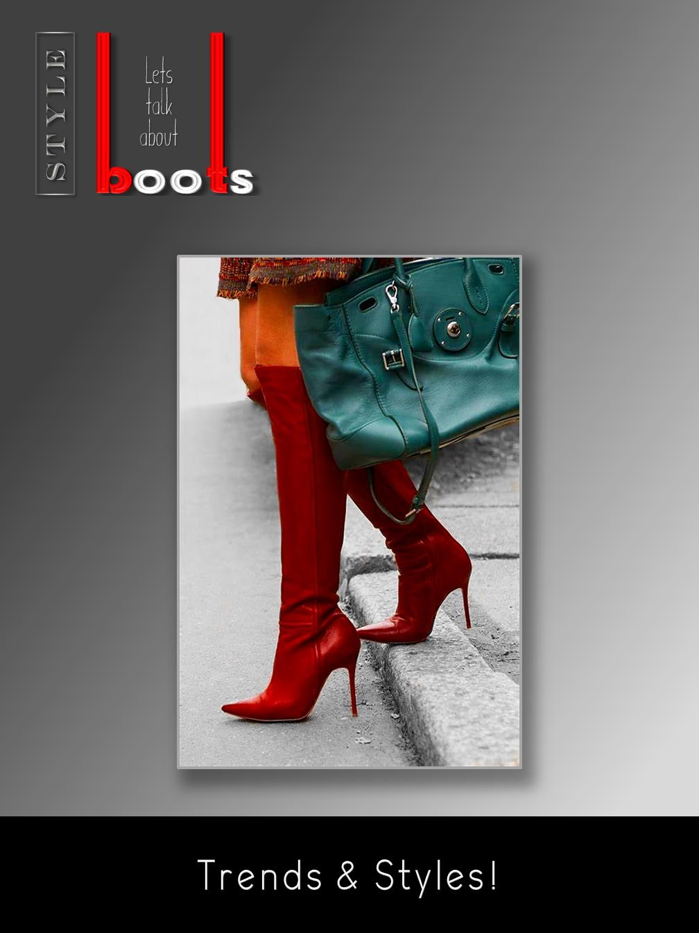 Boots Talk!
