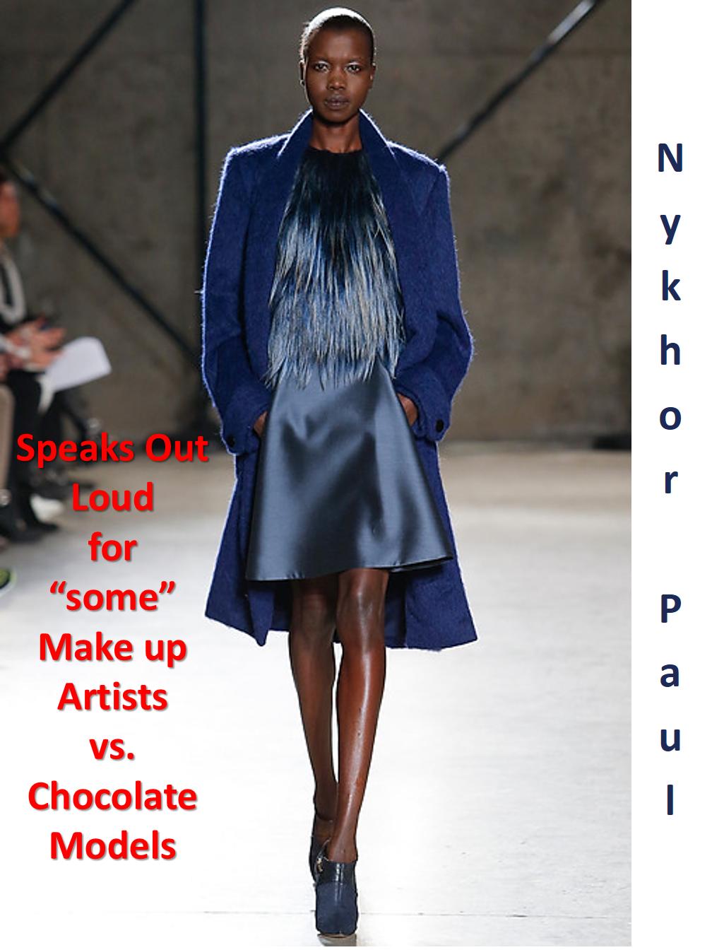 Nykhor Paul-Speaks Out Loud