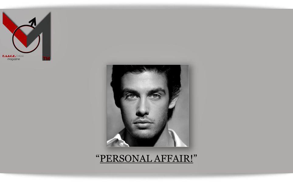 Personal Affair!