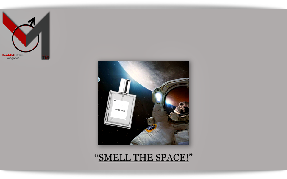 SMELL THE SPACE