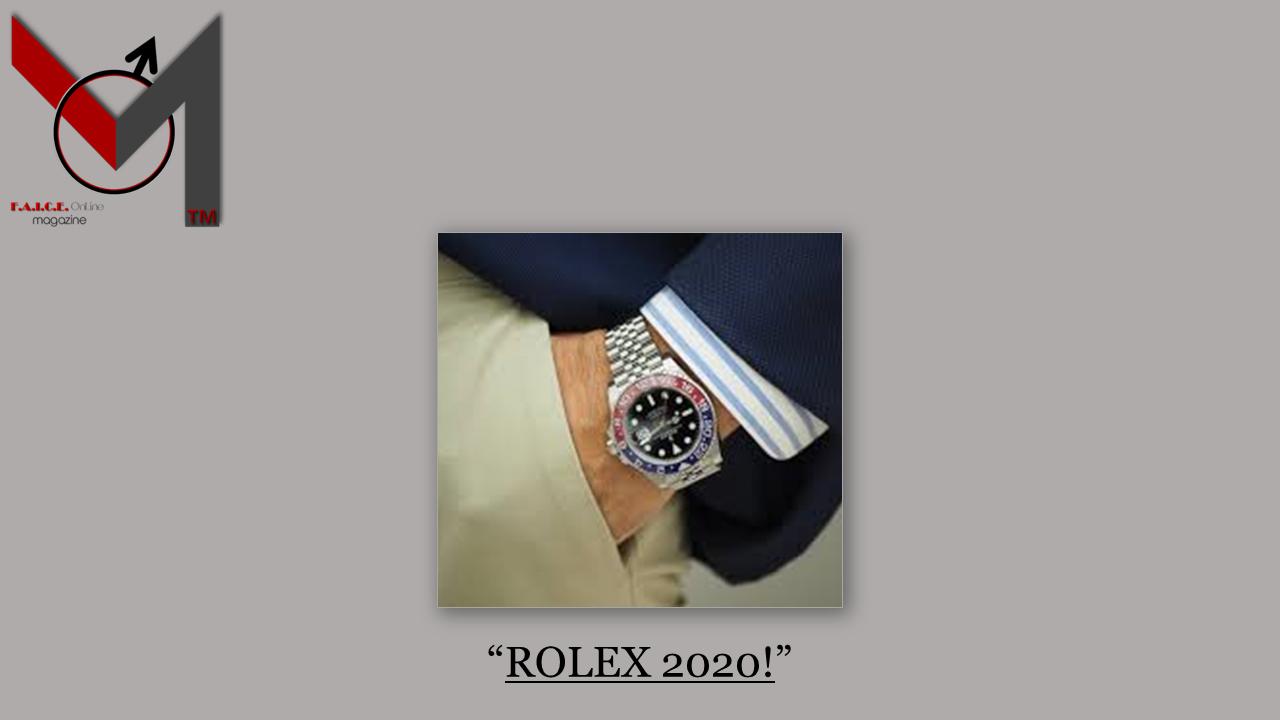 ROLEX 2020