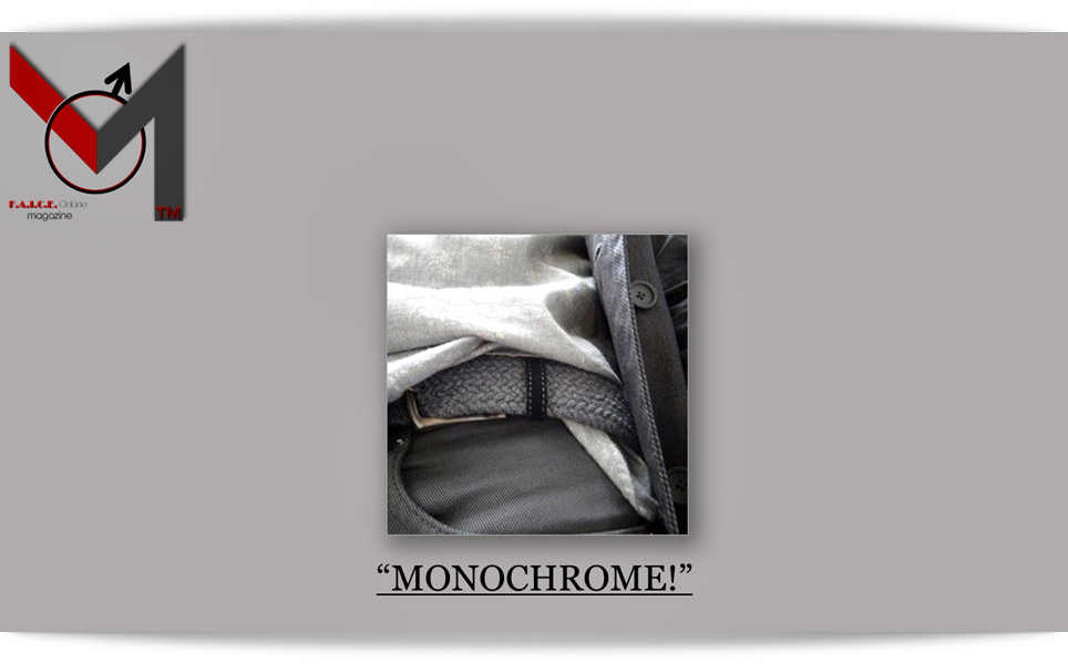 Monochrome!