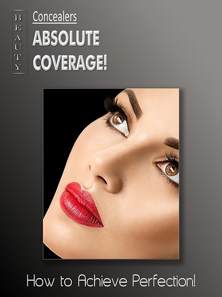 Concealers: Absolute Coverage