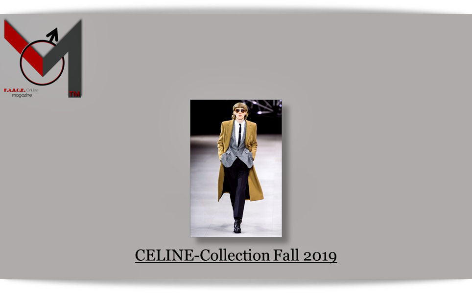 CELINE-Collection Fall 2019