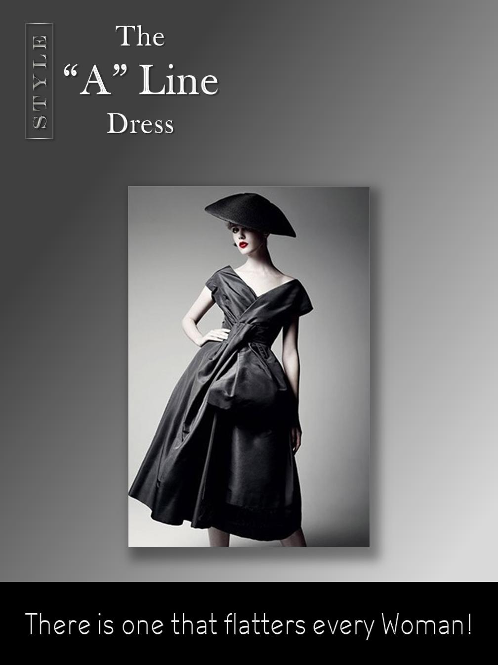 """A"" Line Dress"