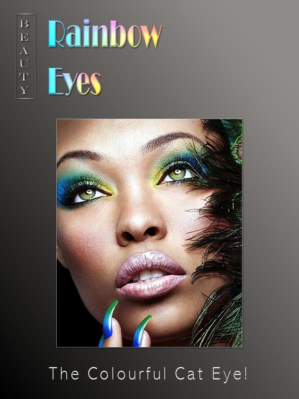 Rainbow Eyes (2)