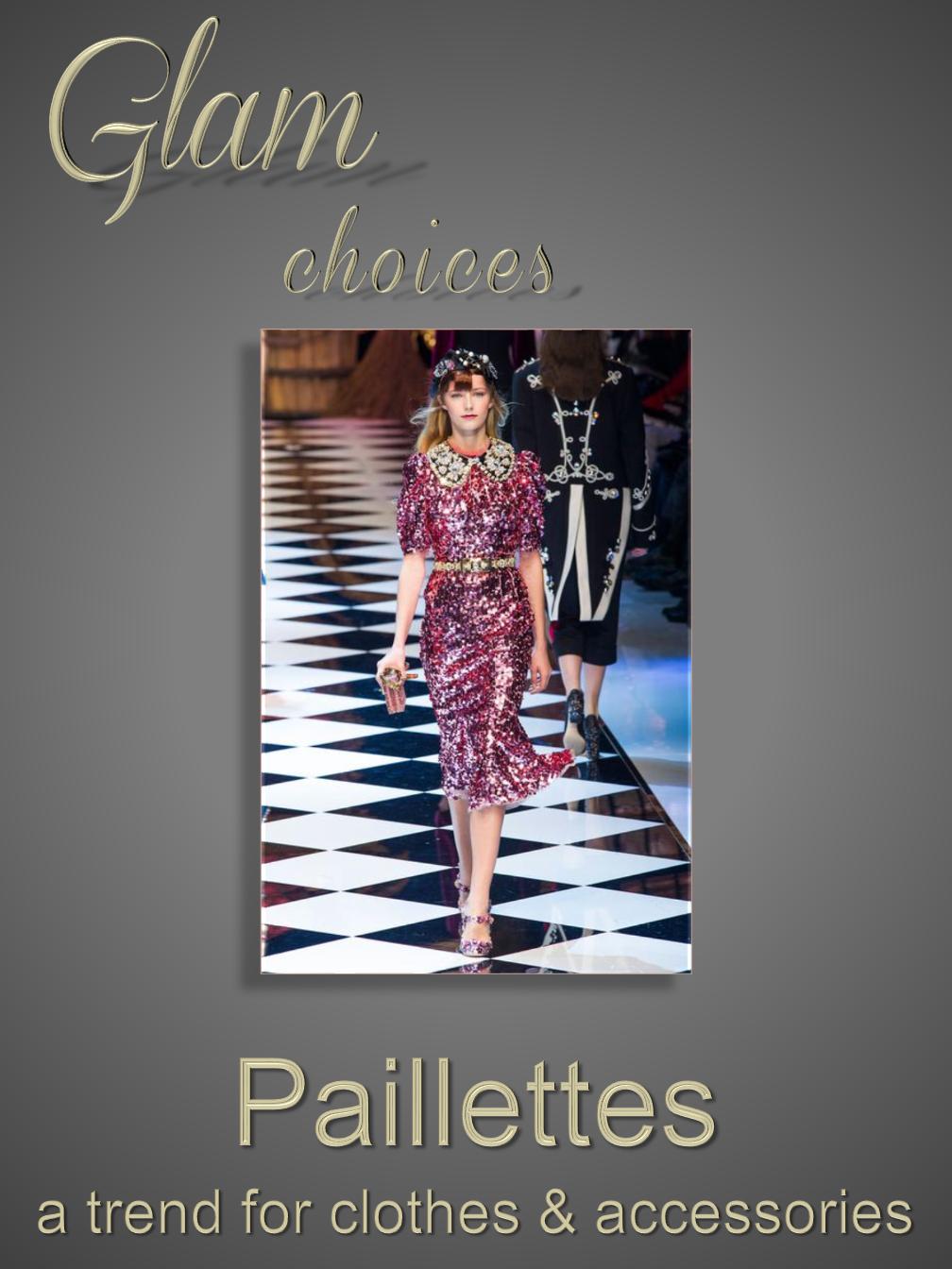 Glam Choice!