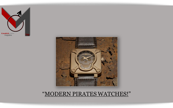 Modern Pirates Watches